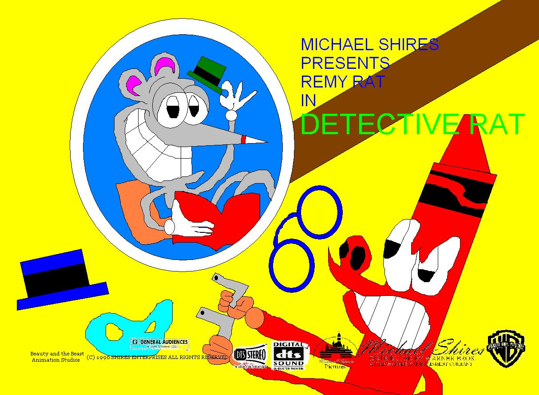 Detective Rat