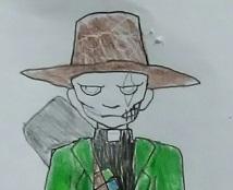 Nefarian Crane (The Steampunk Adventures of Sorcerer's Apprentice)