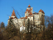 Dracula s castle by pichindel
