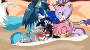 Super Sonic X Universe OVA 7