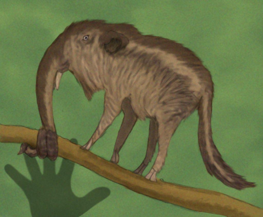 Tree-hoofed elephant (SciiFii)