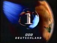 BBC One Deutschland 1991