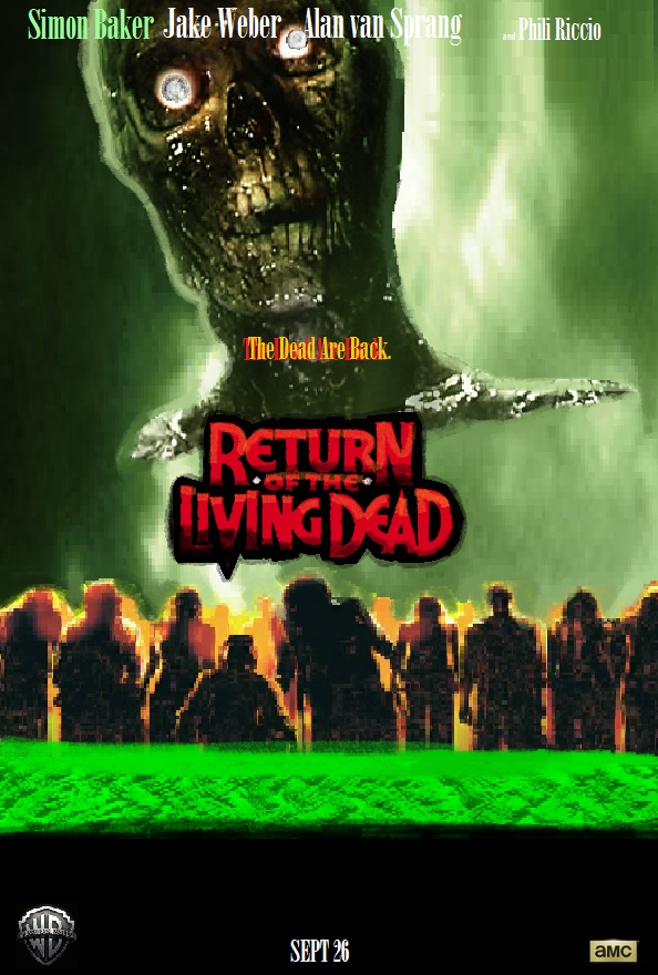 The Return of the Living Dead Rebooted