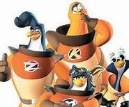 321 penguins