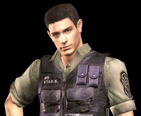 Chris Redfield (Film Universe)