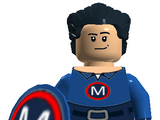 LEGO Superhero Comics: The Videogame