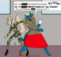 Penny against Olga V2A2 MOD