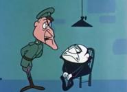 Fearless leader interrogation