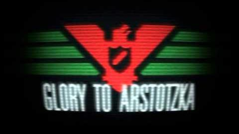PAPERS, PLEASE GLORY TO ARSTOTZKA Theme (Orchestral v3)