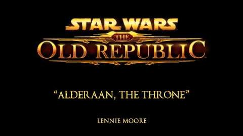 Alderaan, the Throne - The Music of STAR WARS The Old Republic-1