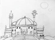 Pałac Desertii - 1