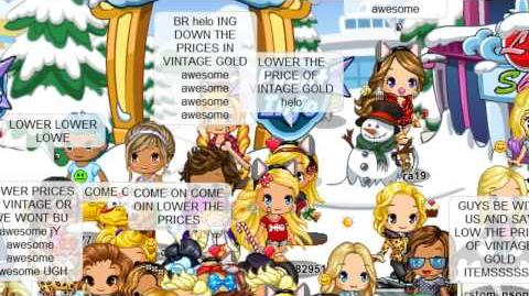Fantage Bring Down The Prices At VG Protest Pictures