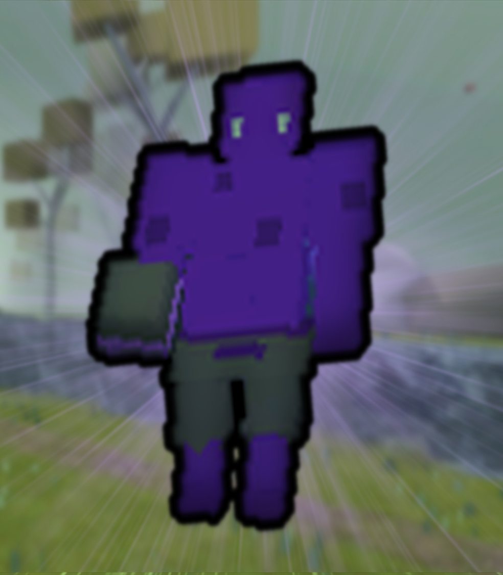 Purple Ogre