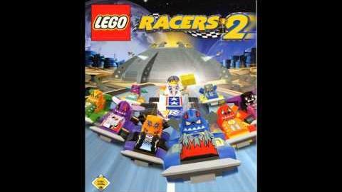 Dino Island - LEGO Racers 2 soundtrack