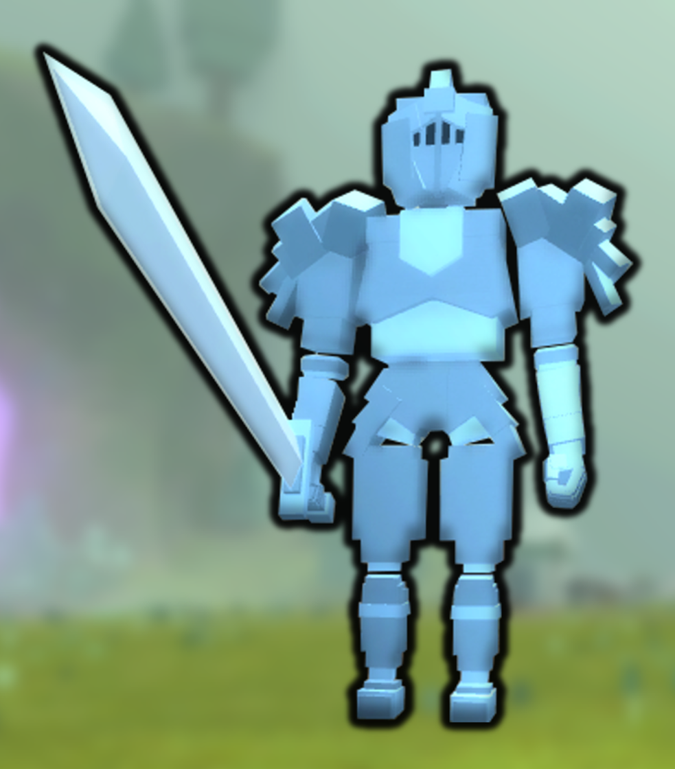 Ancient Titanium Knight