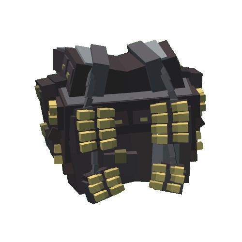 Front Bullet Pack