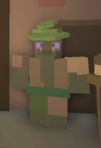 Awoken Croc Carl