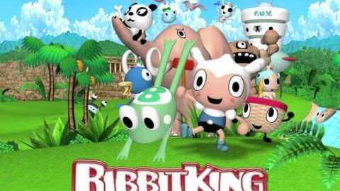 Ribbit King Soundtrack - Lavatron 3