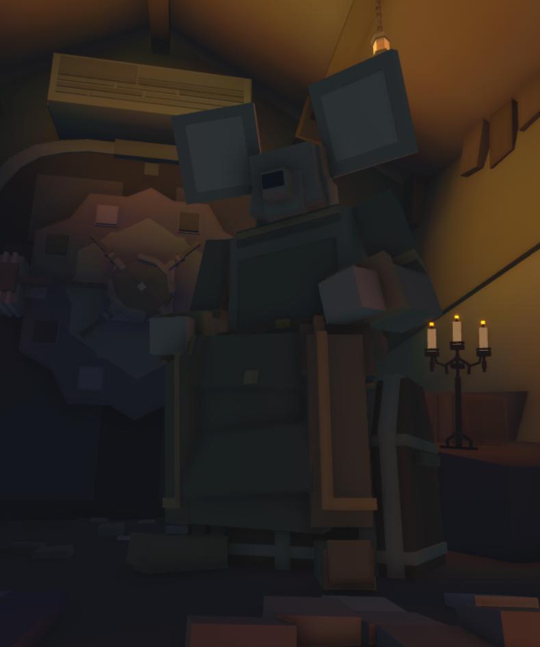 Giant Ratfolk