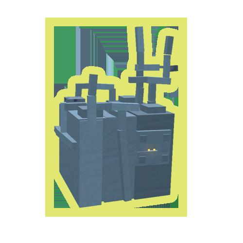 Machine Rug Set