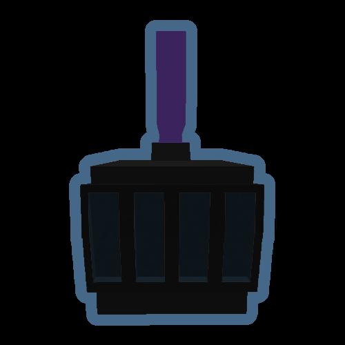 Royal Onyx Helmet