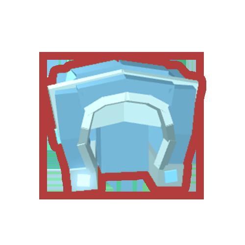 Ice Spellbound Mage Set