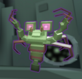 Corrupted Genie Card Image