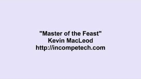 Kevin MacLeod ~ Master of the Feast