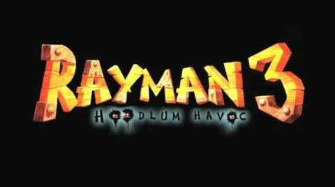 Rayman 3 Soundtrack - Hoodmonger Outpost