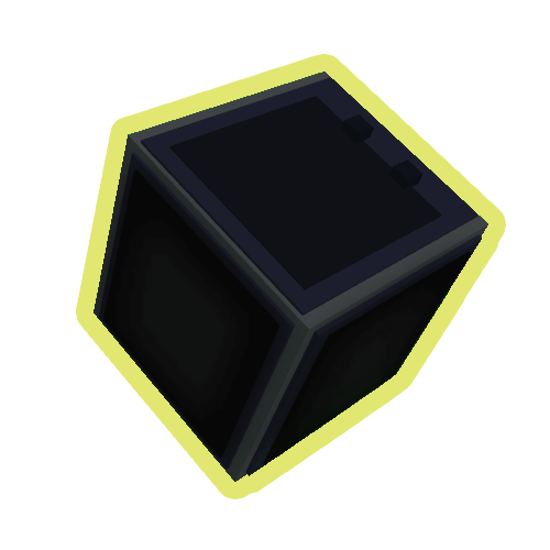 Concentration Cube