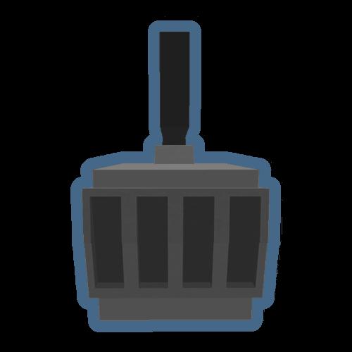 Royal Iron Helmet