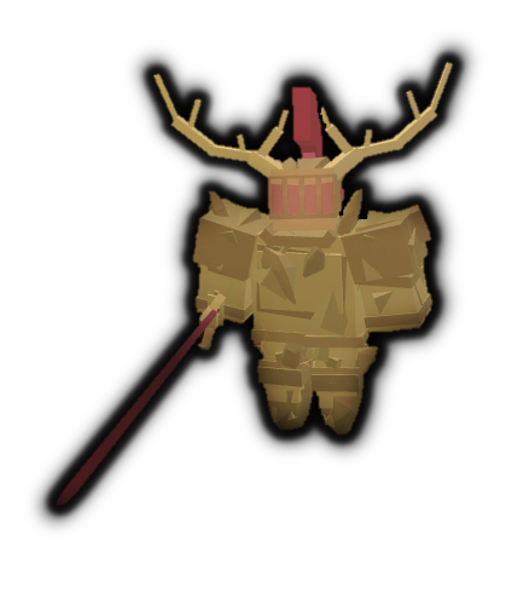 Corrupted Gold Knight (Monster)