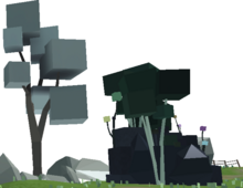 Rabbit hole Forgoten Lands Blocks road to abandoned orchard.png