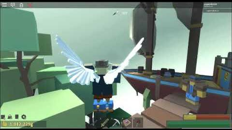 Angel Wings - Showcase