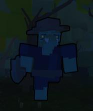 Croc Man Card Image