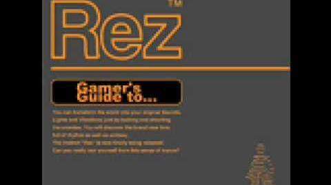 Rez OST - 04 - Rock Is Sponge