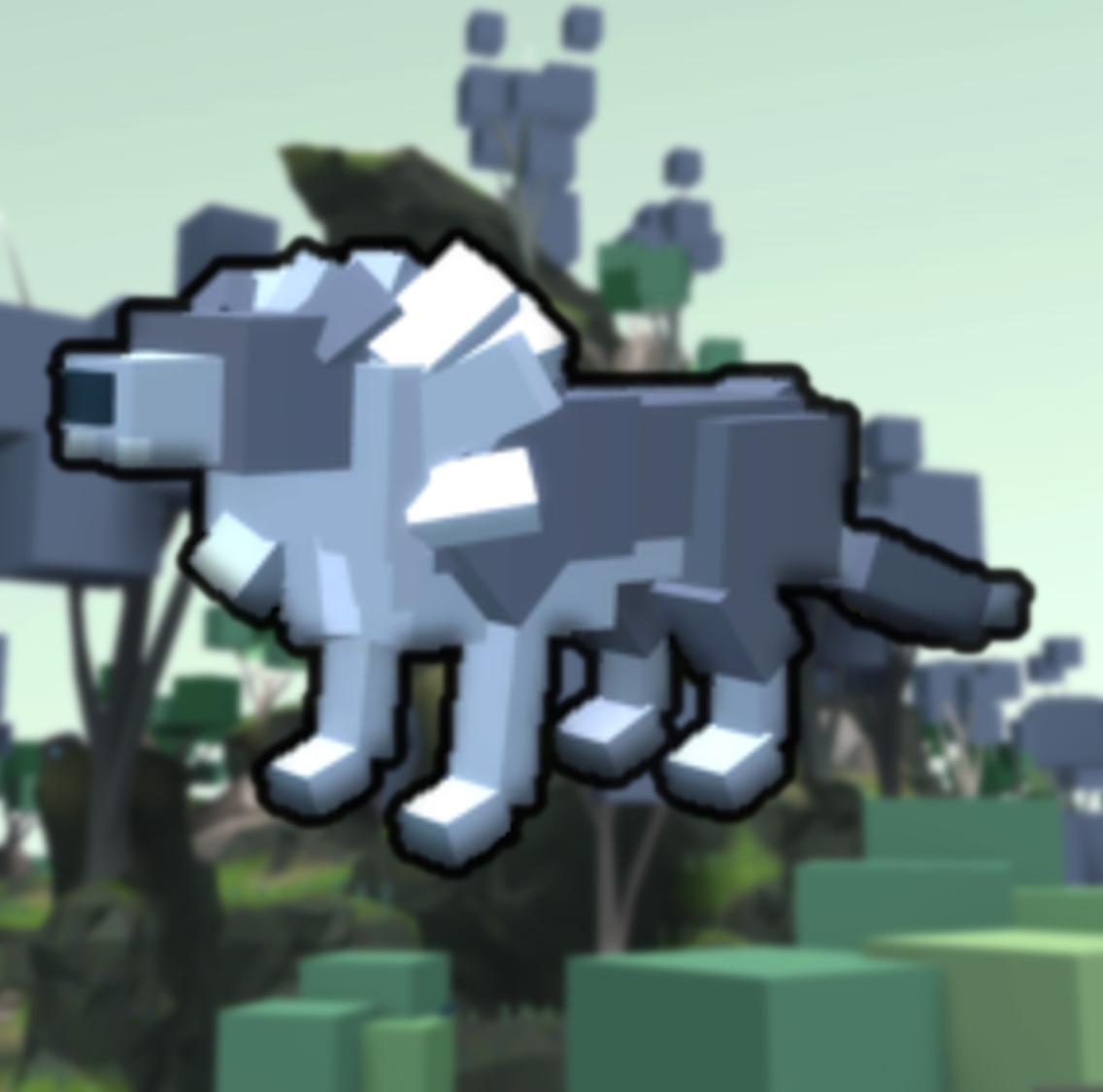 Blackrock Wolf