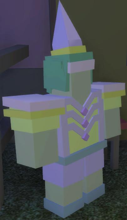 Flashy Gnome Merchant