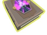 Darktoad Spellbook
