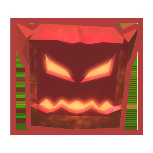 Plasma Ghost Mask