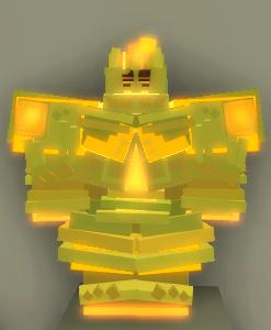 Fire Guild Knight Set