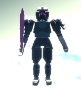 Ancient Onyx Knight day
