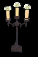 Macabre Candelabra