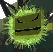 HD Green Ghost