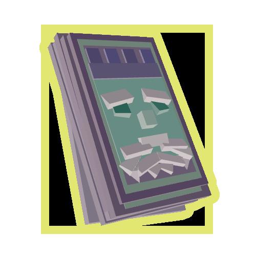 Cursed Cards