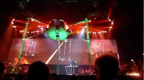 The War Of The World - The Artilleryman & The Fighting Machine-2013.01.04-KÖPI Arena-Oberhausen