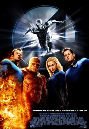 Fantastic Four - Rise of the Silver Surfer poster.jpg