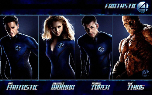 Fantastic Four Movies Wiki