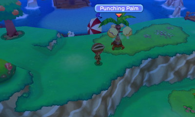 Punching Palm