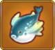 Floaty Pufferfish